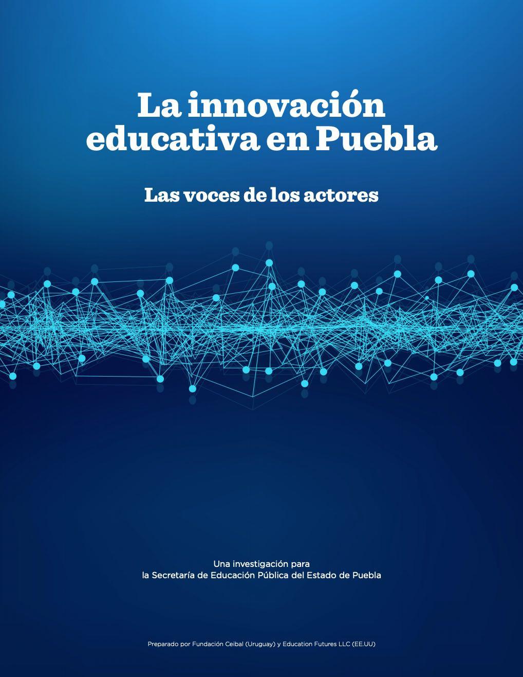 La innovación educative en Puebla